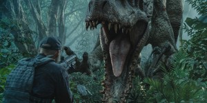Indominus Rex Jurassic World