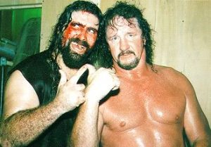 Cactus Jack and Terry Funk
