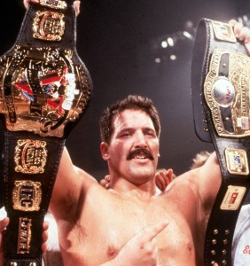 NWA and UFC Champion, Dan Severn