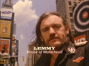 Lemmy - House of Motorhead