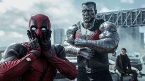 Deadpool, Colossus and Negasonic Teenage Warhead