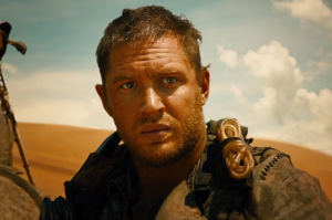 Tom Hardy as Max Rockatansky