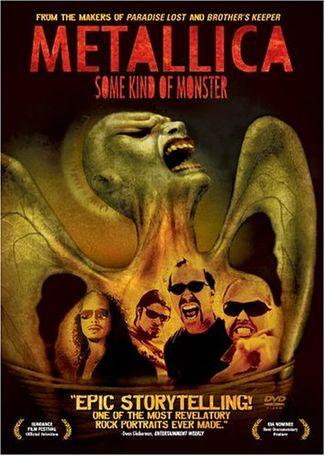 Some Kind of Monster poster