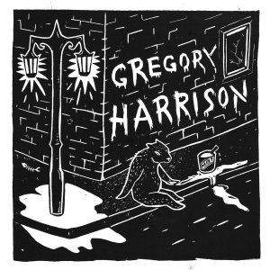 Gregory Harrison EP cover