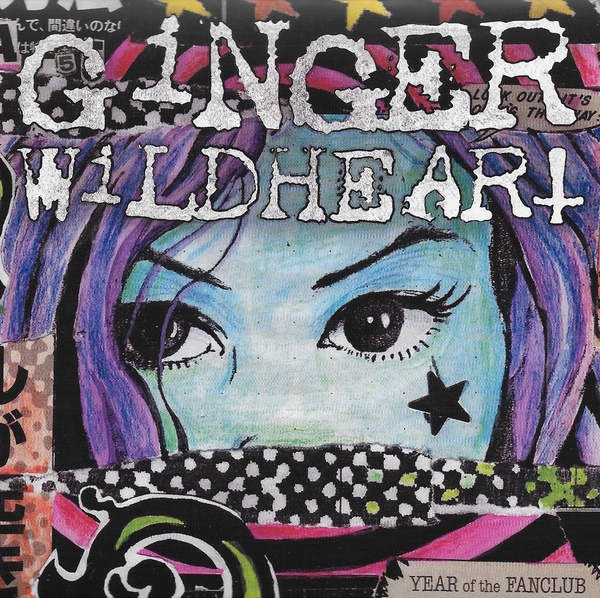 Ginger Wildheart - Year of the Fanclub album cover