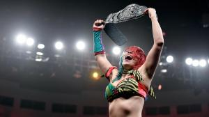 Asuka is NXT Women's Champion