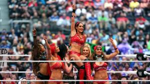 A fitting send off for Brie Bella?