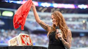 Lita unveils the new Women's Championship