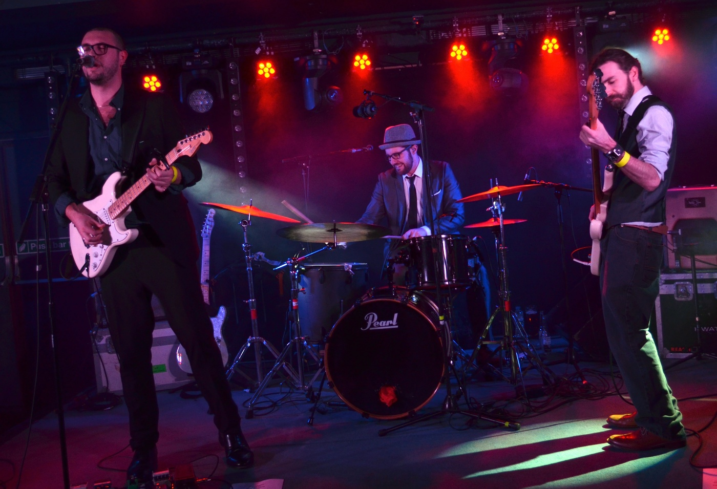 The Robert J. Hunter Band