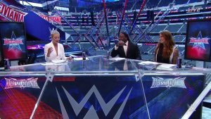 Wrestlemania 32 kickoff panel