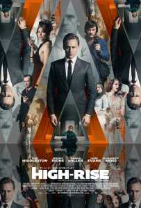 high rise kaleidoscope poster
