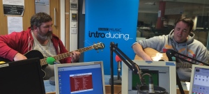 Fly Casual on BBC Introducing Guernsey