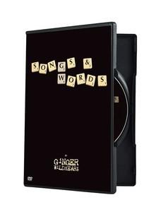 Ginger Wildheart - Songs & Words DVD
