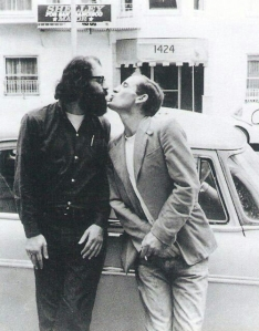 Ginsberg and Cassady