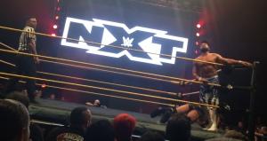 Austin Aries vs Andrade Cien Almas