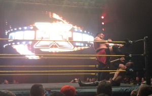 Samoa Joe vs Finn Balor