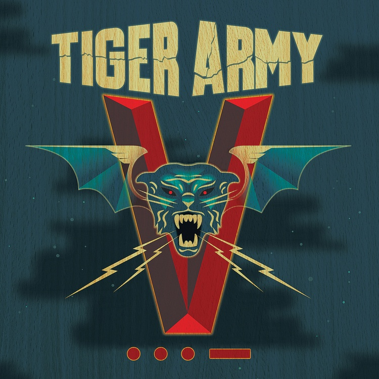 Tiger Army V cover