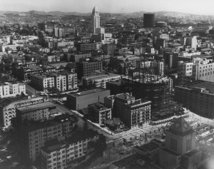 Downtown Los Angeles c. 1930