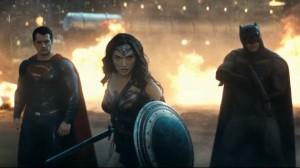 Superman, Wonder Woman (Gadot), Batman