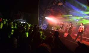 Asian Dub Foundation at Vale Earth Fair