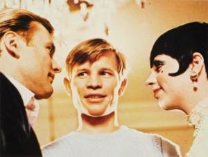 Cabaret - Max, Brian and Sally