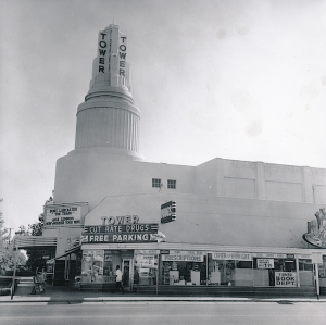 The original Tower Records
