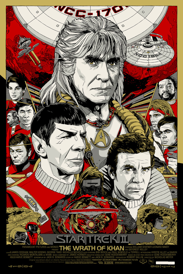 Star Trek - The Wrath of Khan - Directors Cut