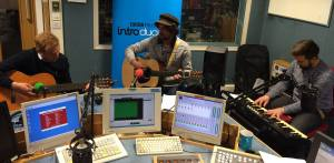 The Secret Smiles at BBC Introducing Guernsey