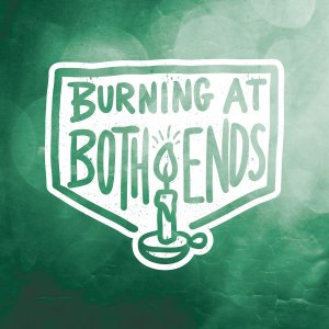 Burning At Both Ends album cover