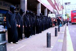 The Black Parade at Hammersmith