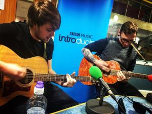 Burning at Both Ends on BBC Introducing Guernsey