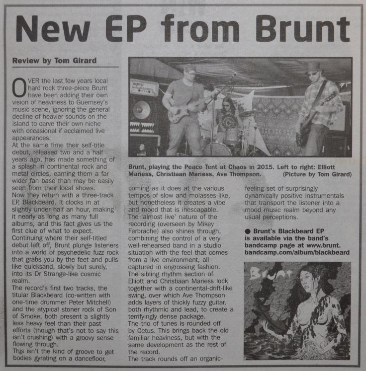 brunt blackbeard review 12-11-16