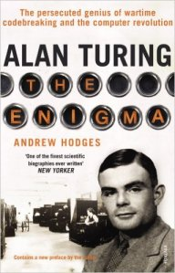 Alan Turing: The Enigma by Andrew Hodges book cover