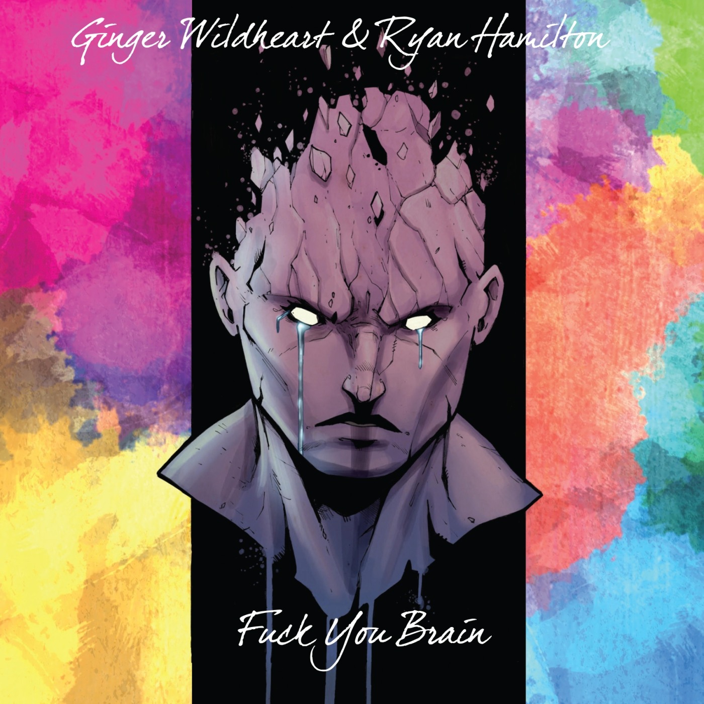 Ginger Wildheart and Ryan Hamilton - Fuck You Brain cover