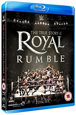 The True Story of the Royal Rumble - blu-ray