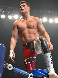 'The American Nightmare' Cody Rhodes