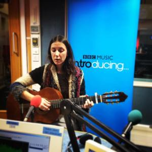 Nessi Gomes on BBC Introducing Guernsey