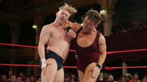 Tyler Bate and Pete Dunne