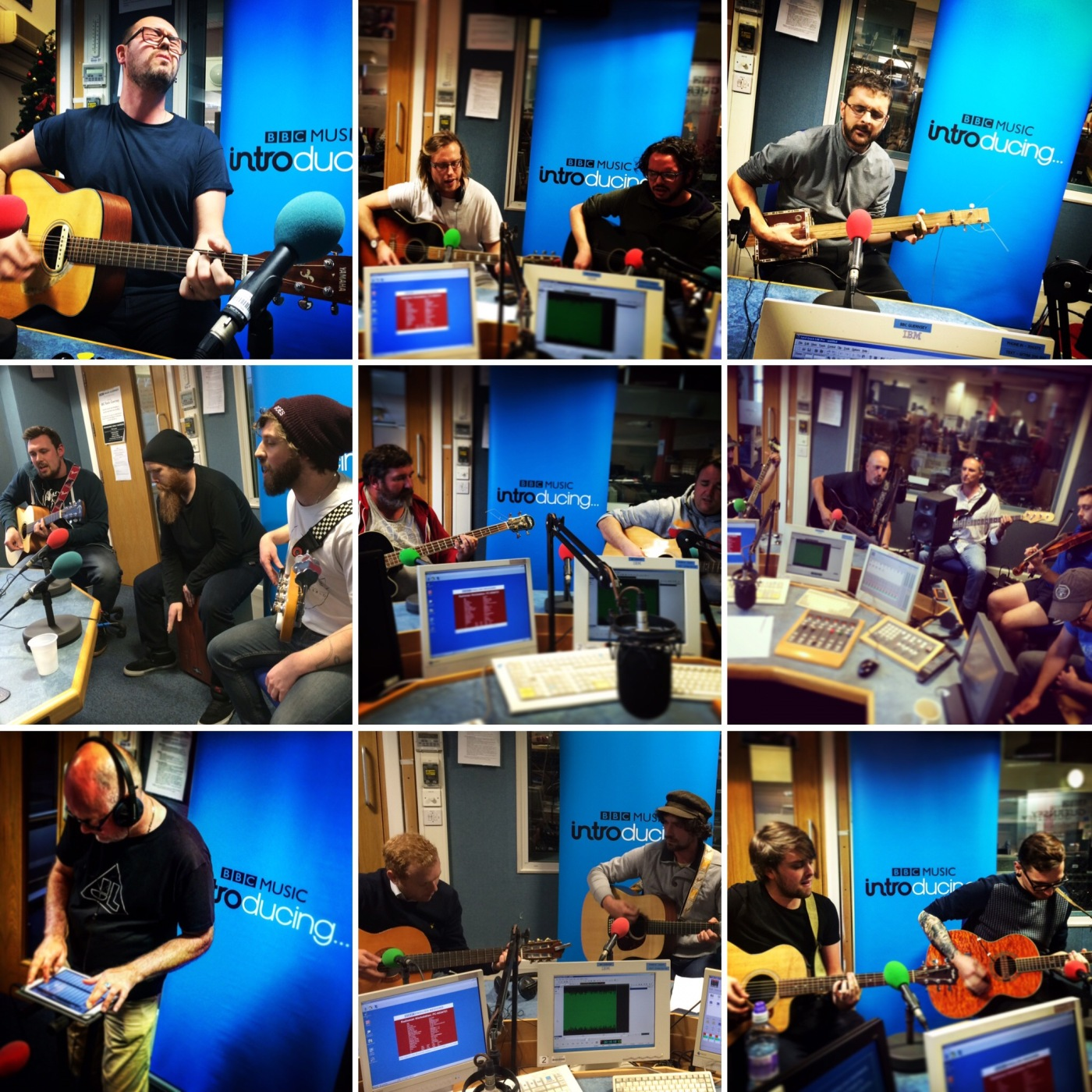 BBC Introducing Guernsey 2016 sessions