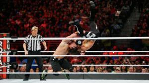 Cena hits the AA on Styles
