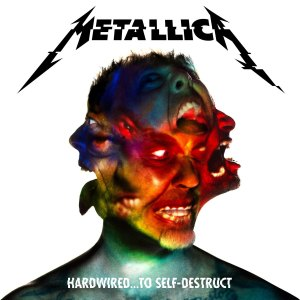 Metallica - Hardwired... To Self-Destruct cover art