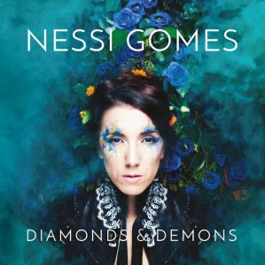 Nessi Gomes - Diamonds & Demons album art