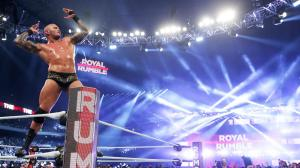 Randy Orton wins the Royal Rumble