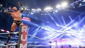 Randy Orton wins the Royal Rumble