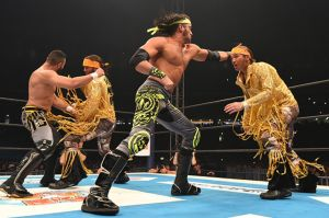 Roppongi Vice and The Young Bucks