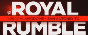 Royal Rumble 2017 logo