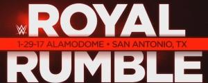 Royal Rumble 2017 logo