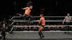 Shinsuke Nakamura and Bobby Roode