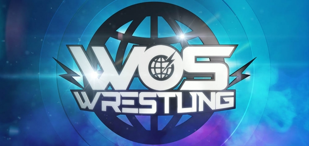 World Of Sport WOS Wrestling logo