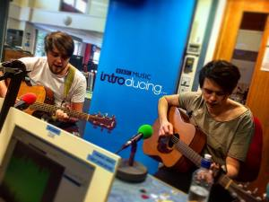 WaterColour Matchbox on BBC Introducing Guernsey